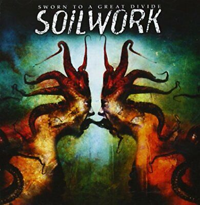 Soilwork - Sworn To A Great Divide - CD - New