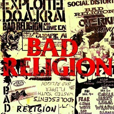 Bad Religion - All Ages - CD - New