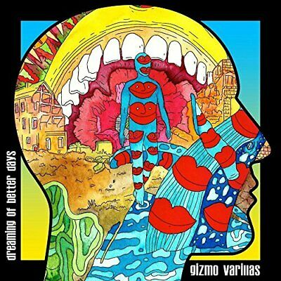 Gizmo Varillas - Dreaming of Better Days - LP Vinyl - New