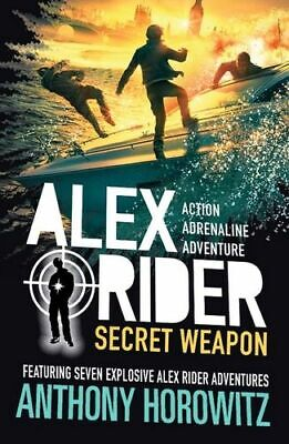 NEW Alex Rider By Anthony Horowitz Paperback Free Shipping