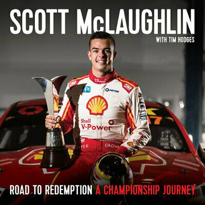NEW Road to Redemption By Scott McLaughlin Hardcover Free Shipping