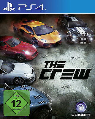 PS4 - THE CREW - Playstation 4