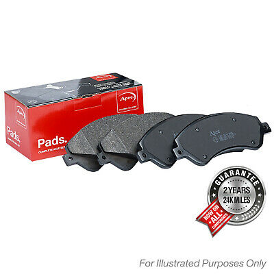 Brake Pads Set fits FORD MONDEO Mk3 2.2D Rear 04 to 07 Bosch 1356392 1522073 New