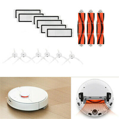 4 Optional Replacement Parts Kits for XIAOMI&iRobot Roomba Vacuum Cleaner