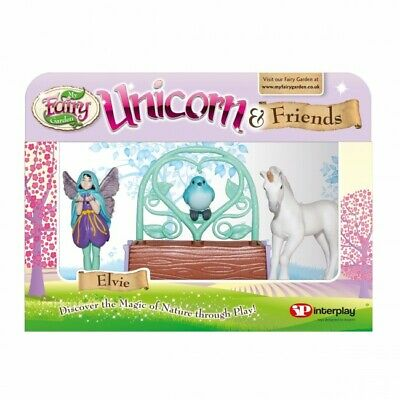 Interplay Unicorn, Fairy & Friend Play Set