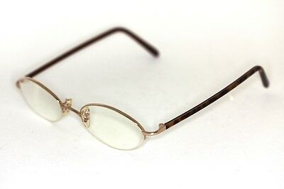 Paul Smith PS-110 GS/CCG Brille Gold/Horndesign glasses lunettes FASSUNG