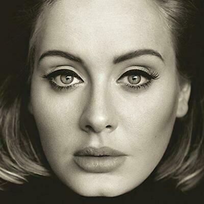 25, Adele, New,  Audio CD, FREE & Fast Delivery