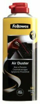 Fellowes HFC Free Air Duster 520ml Can/ 350ml Fill
