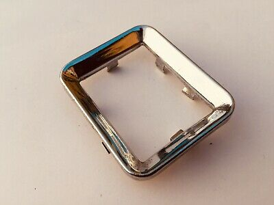 Mgb Left Hand Drive Oul Guage Chrome Bezel New Old Stock