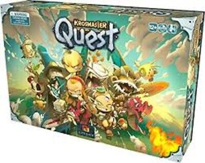 Krosmaster Quest Board Game Brand New & Sealed Amazing Price!!!