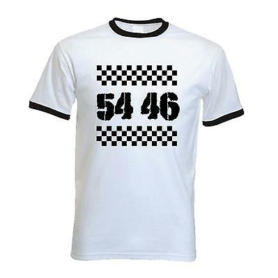 54 46 T-SHIRT - (Was My Number) Toots & The Maytals Ska Reggae Mod Skinhead