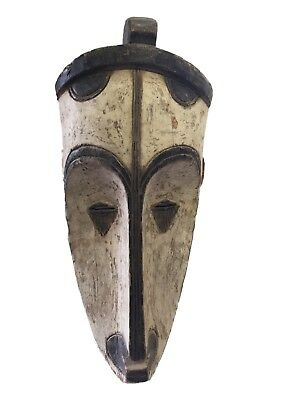 "Superb African Fang Mask  Gabon 24"" H"