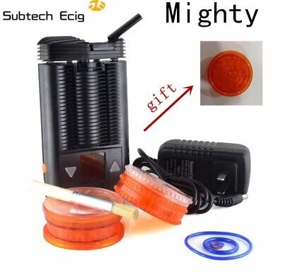 Mighty vaporizador kit completo, con doble bateria de iones