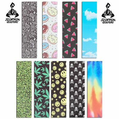 Scorpion Scooters-Stunt  Scooter Pro Grip Tape-Fits 99% Scooters-Graphic Series