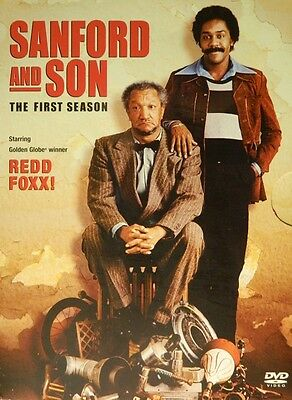 SANFORD and SON The COMPLETE FIRST SEASON Redd Foxx 14 Episodes 2Disc Set SEALED