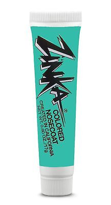 Zinka Colored Nosecoat Sunscreen - 0.6 oz Teal Color
