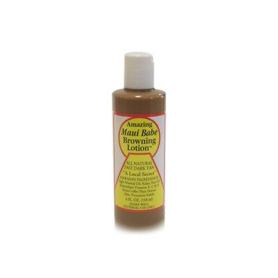 Maui Babe Browning Lotion - 4 fl oz (118 ml)