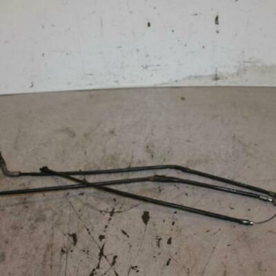 88 Yamaha Blaster 200 Front Brake Cable Lines