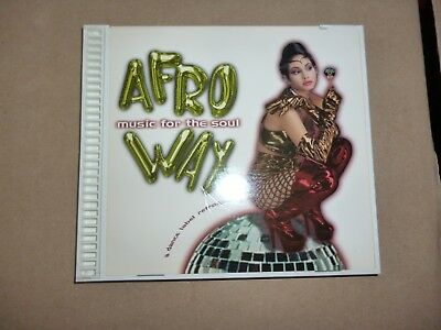 Various – Afro Wax: Music For The Soul (A Dance Label Retrospective)