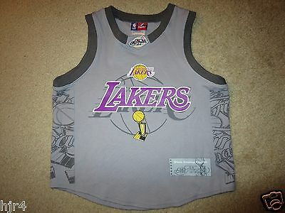 7d49734d0a1 Kobe Bryant Los Angeles Lakers NBA Finals Champs Jersey Youth S 6-8 small