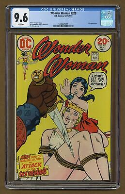 Wonder Woman (1st Series DC) #209 1973 CGC 9.6 1248821011