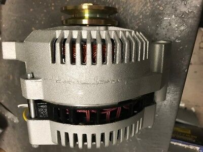 FORD MUSTANG Bronco 1 ONE WIRE 3G LARGE CASE ALTERNATOR 65 75 HIGH AMP Generator