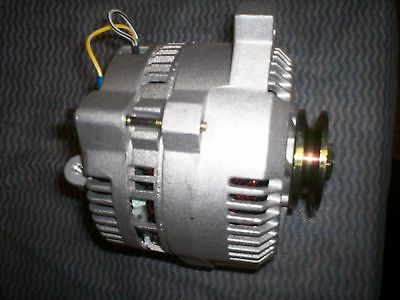 FORD MUSTANG ALTERNATOR One WIRE 3G LARGE CASE 65-66- 70 72 75 79 89 93 HIGH AMP