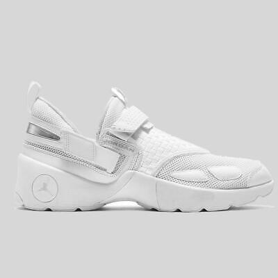 online store 81e20 0082c Air Jordan Trunner Lx sz 10 897992 100 white running shoes retro 1 3 4 6
