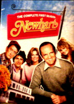 NEWHART The COMPLETE FIRST SEASON(1982-1983) 22 Episodes+Special Features SEALED