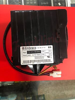 1PC New Embraco VCC3 1156 inverter Board 115V For refrigerator with shell