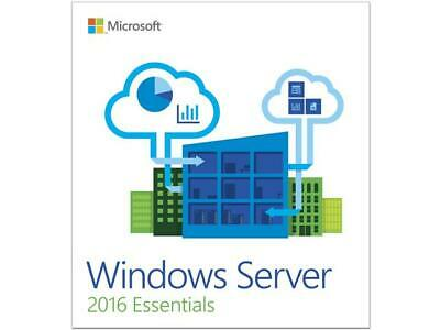 Windows Server 2016 Essentials Standard Datacenter Key Esd Multilanguage Fattura