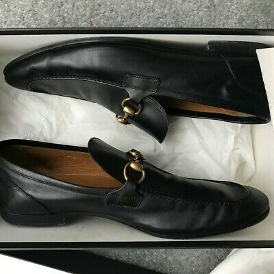 5056061c14d GUCCI SHOES HORSEBIT Loafers 1921 Collection Hand Shaded Leather It ...