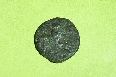 Ionia Miletus 250 BC-190 BC ancient GREEK COIN lion apollo mythology treasure ae