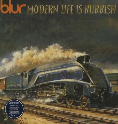 Blur - Modern Life Is Rubbish (Special Edition) Vinyl LP (2) Parlophone NEW