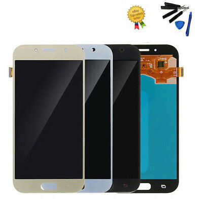 LCD Screen Digitizer Touch Display For Samsung Galaxy A7 2017 A720S SM-A720F/DS