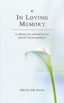 In Loving Memory by Sally Emerson Paperback Book Free Shipping!