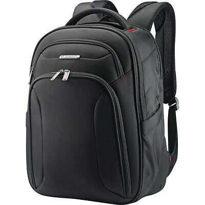 Samsonite Xenon 3 Slim Backpack - Black Business & Laptop Backpack NEW