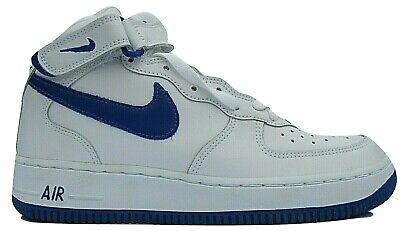 Junior Boys Girls Womens Nike Air Force 1 Mid Rare Deadstock Trainers Shoes 5.5