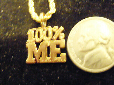 bling gold plated natural 100% me music rap hip hop fashion necklace jewelry gp