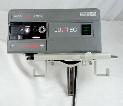 Luxtec 9100 Xenon 100 Watt Fiber Optic Fiberoptic Endoscopy Light Source