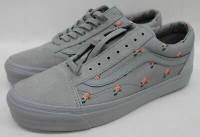 3d9f0851a4 VANS x Undercover OG Old Skool MX Flowers Grey Skate Mens Shoes Trainers  UK8 NEW