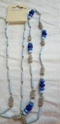 Pretty Long beaded necklace