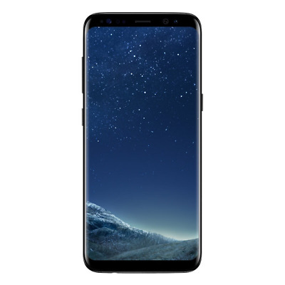 Samsung Galaxy S8 64GB Black T-Mobile SM-G950UZKATMB