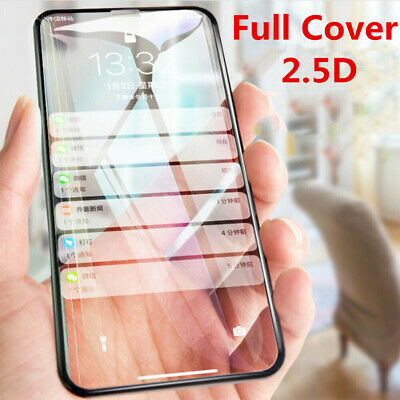 Premium Touch Tempered Glass Screen Protector Full Coverage For Oppo Phones