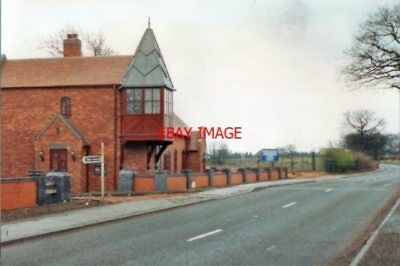 Photo  1993 Crossing Keeper's Cottage At Bursnip Road This Building Was Original