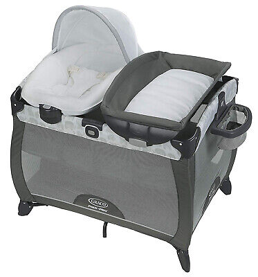 Graco Baby Pack 'n Play Quick Connect Portable Napper Playard Eli NEW