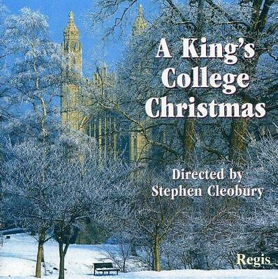 A King's College Christmas, King's College Choir Cambri, Good CD