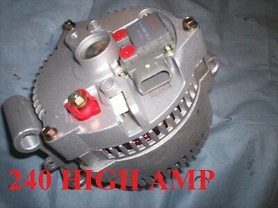 HIGH OUTPUT Ranger Explorer E-150 Club Wagon V6 HIGH AMP ALTERNATOR F Super Duty