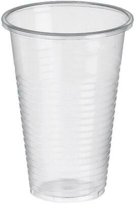 NWT134 7oz Clear Plastic Cups - Pack Of 1000