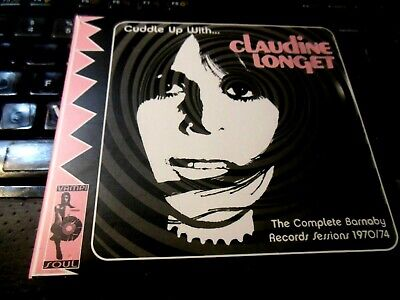 Cuddle Up With The Complete Barnaby Records Sessions 1970/74 by Claudine Longet